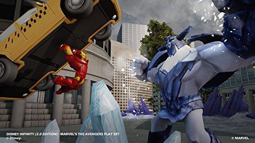 Disney Infinity 2.0: Marvel Super Heroes Starter Pack