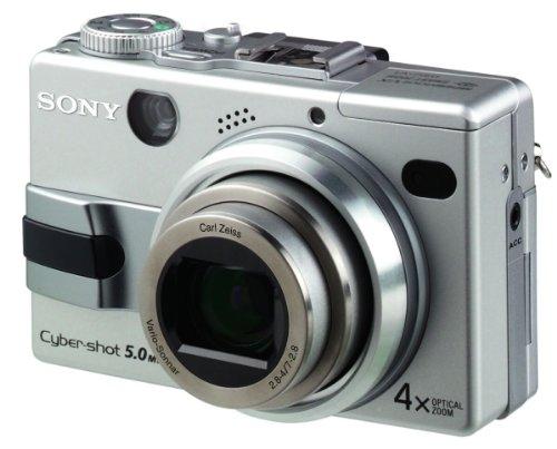 Sony Cyber-shot DSC-V1 Digital Camera [5MP 4xOptical]