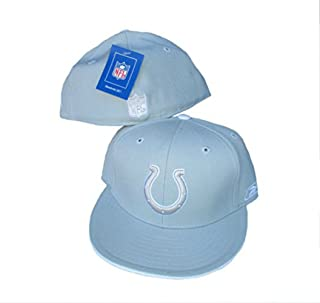 Best Fits 7 1//4-7 3//4 Genuine Merchandise Indianapolis Colts Flex Fit Large//X-Large Hat Cap