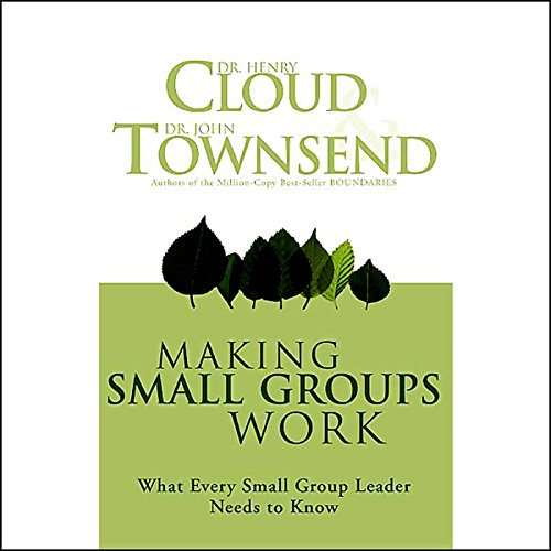 Making Small Groups Work cover art