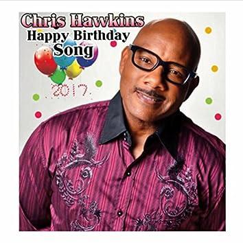 Chris Hawkins Happy Birthday Song