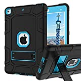 iPad 6th Generation Cases, iPad Case, iPad 9.7 Case, Hybrid Shockproof Rugged Drop