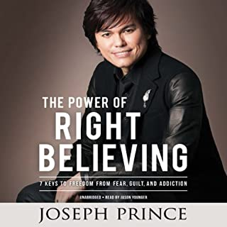 The Power of Right Believing audiobook cover art