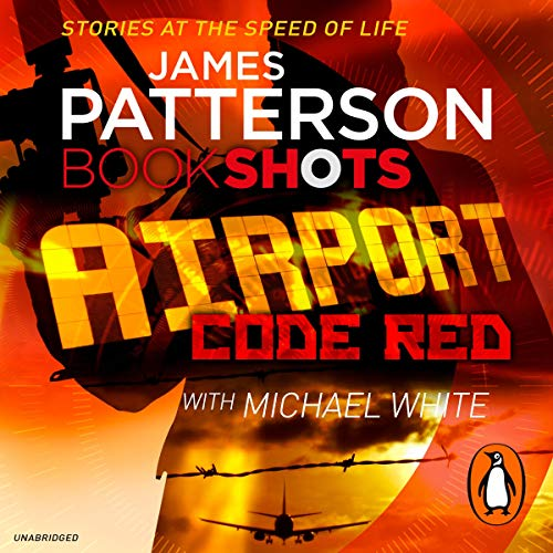 Airport - Code Red audiobook cover art