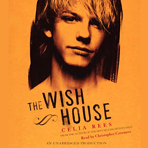 The Wish House  audiobook cover art