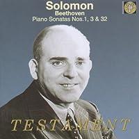 Piano Sonatas 1 3 & 32