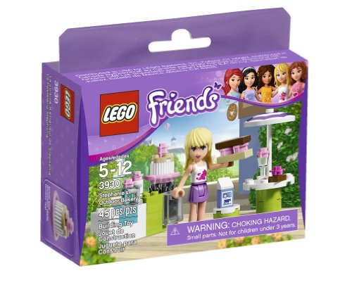 Lego Friends 3930 Stephanies Backspass