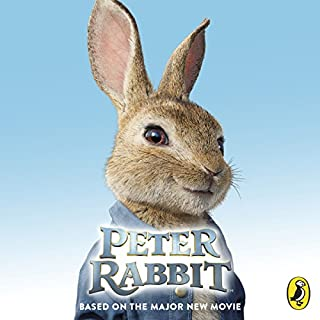 Peter Rabbit: Based on the Major New Movie cover art