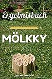 Molkky Ergebnisbuch: 120 Seiten zur Bewertung Ihrer Molkky-Spiele