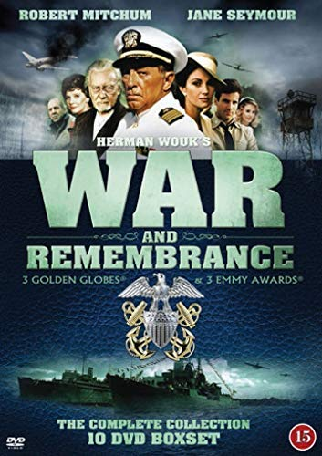 War and Remembrance - 10-DVD Box Set [ NON-USA FORMAT, PAL, Reg.0 Import - Sweden ]