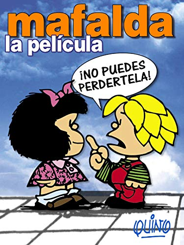 DrMugCollection Camiseta Mafalda Sleep Mujer