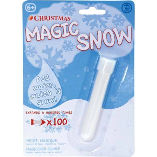 Toyland Magic Snow | Instant Snow - Just add Water!