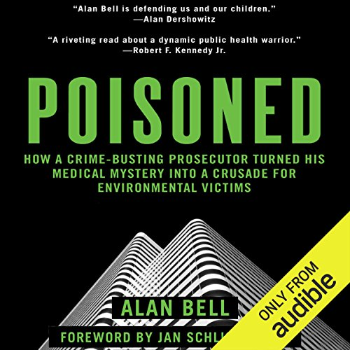 Poisoned audiobook cover art