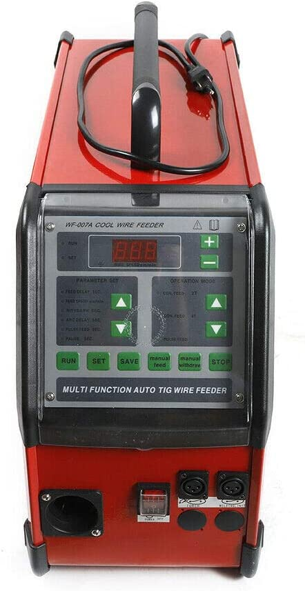 Argon Arc Welding Wire Philadelphia Mall Max 56% OFF Feeding WF-007A Cold 110V Machine Filler