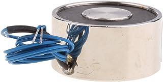 Electroimanes de Elevación Eléctrica Magnética de Sujeción Electromagnética eléctrica - DC 12V 250N