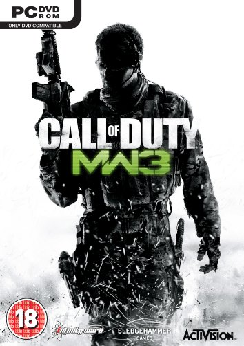 Call of Duty: Modern Warfare 3 (PC DVD)[Importación inglesa]