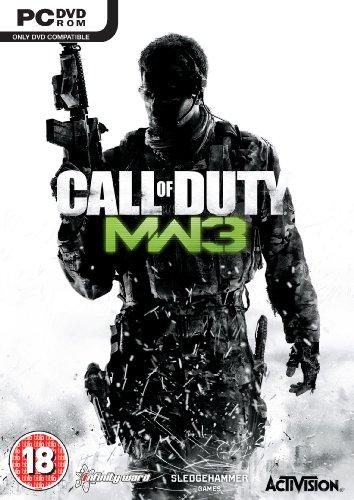 Call of Duty: Modern Warfare 3 (PC DVD)[Importación inglesa]