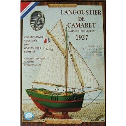 Soclaine YG1000 - Maqueta de Barco Langoustier Yann et Gaël
