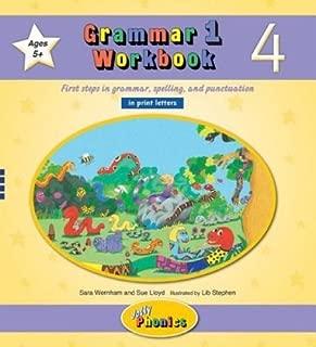 Grammar 1 Workbook 3 (in Print Letters)