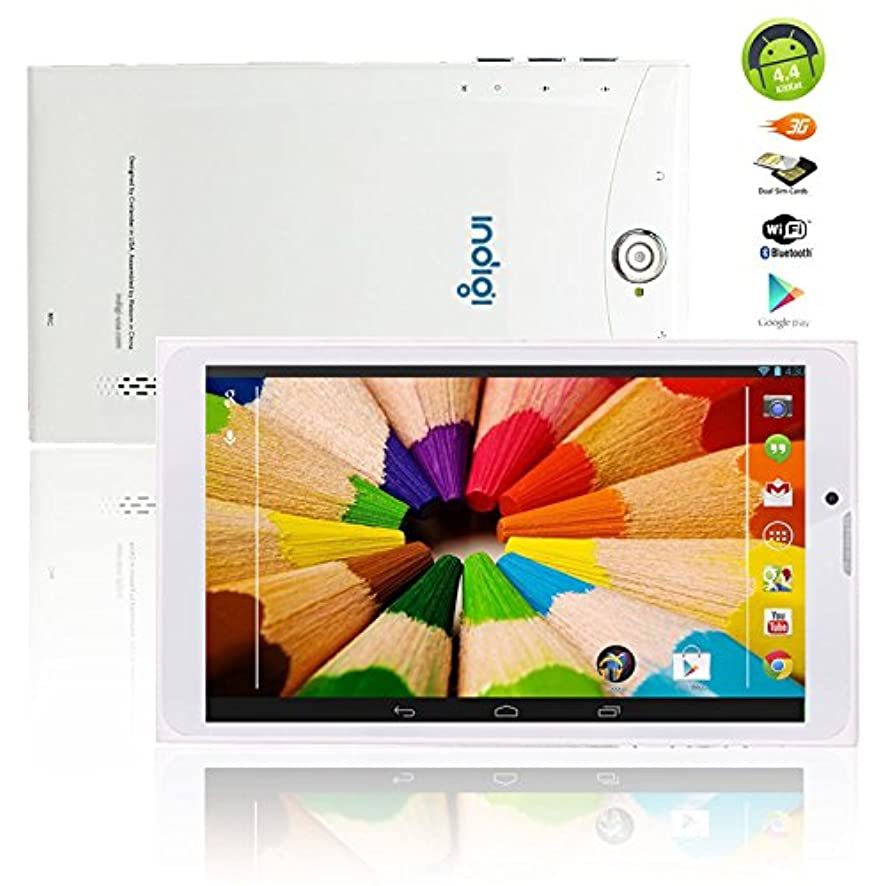 Indigi 7.0-inch Android 4.4-KK 3G Smart Phone Tablet PC GSM UNLOCKED (AT&T T-Mobile Straightalk)!