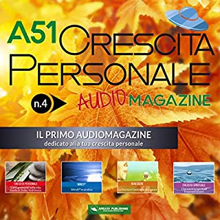 A51 Crescita Personale Audiomagazine 4 copertina