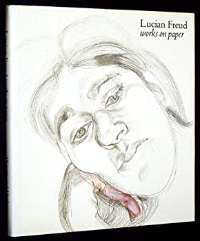 Lucian Freud: Works on Paper 0500091854 Book Cover