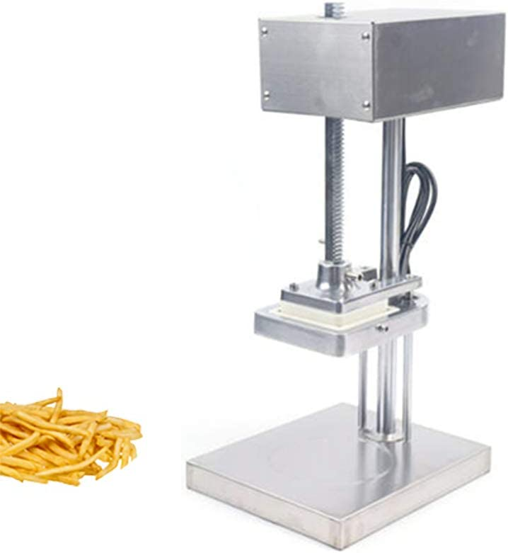 French Fry Potato Cutter Machine Steel Stainless SALENEW very popular Max 68% OFF Automatic 25W