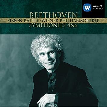 Beethoven: Symphonies 4 & 6