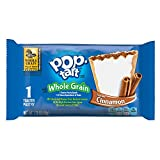 Pop-Tarts Breakfast Toaster Pastries, Whole Grain Frosted Brown Sugar Cinnamon Flavored, Bulk Size, 120 Count (Pack of 12, 17.6 oz Boxes)