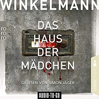 Das Haus der Mädchen                   By:                                                                                                                                 Andreas Winkelmann                               Narrated by:                                                                                                                                 Simon Jäger                      Length: 9 hrs and 55 mins     Not rated yet     Overall 0.0
