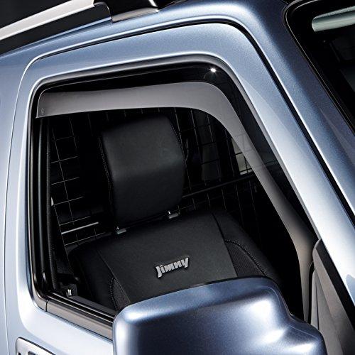 Suzuki Original Regen- und Windabweiser-Set Jimny bis BJ 2019