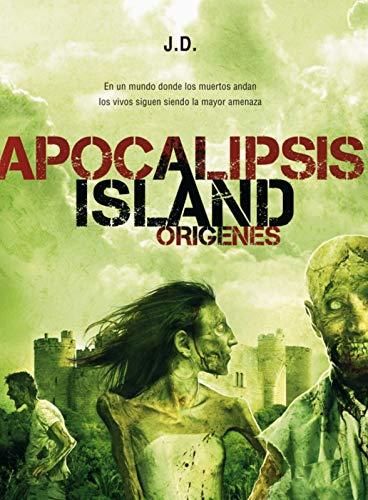 Portada del libro Apocalipsis Island: Orígenes de Dolmen Editorial