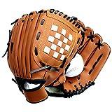 qianzhi Gant De Baseball Pratique des Sports De Plein Air De Sports De Plein Air Épaissir Équipement 10,5/11,5/12,5 Pouces À Gauche pour Enfants Adultes des Jeunes