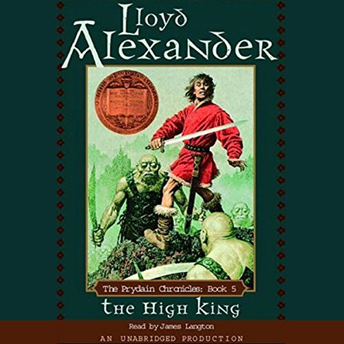 The High King cover art