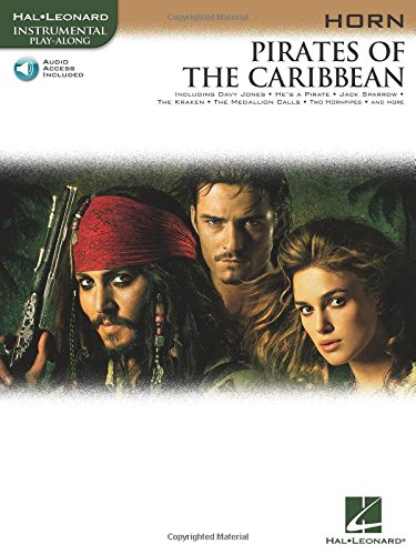 Pirates of the Caribbean - Horn in F: Instrumental Play-Along (Hal Leonard Instrumental Play-Along)