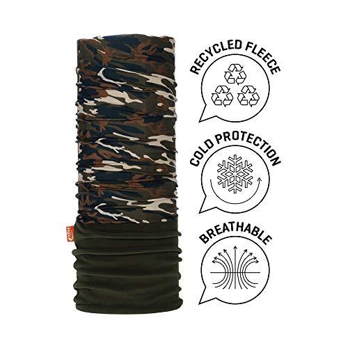 Wind x-treme 2067Hals und Kopftuch, Mann, Grün (Camouflage Kaki), Einheitsgröße