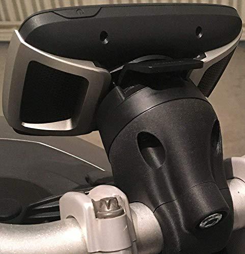 Halterung kompatibel mit TomTom Rider 400-410-450-500-550 für 20mm-22mm Motorradlenker