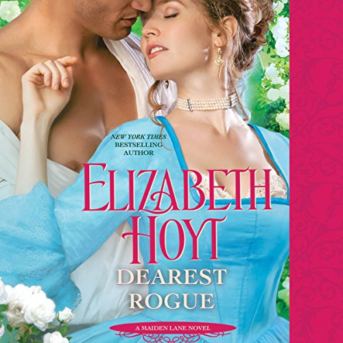 Dearest Rogue audiobook cover art