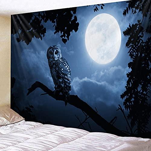 tapices de pared, tapices para colgar en la pared,Halloween Scary Horror Creepy Calabaza Calavera Fantasma Sombra Fiesta fantasma Decoración de la casa embrujada Tapiz para el dormitorio Sala de estar