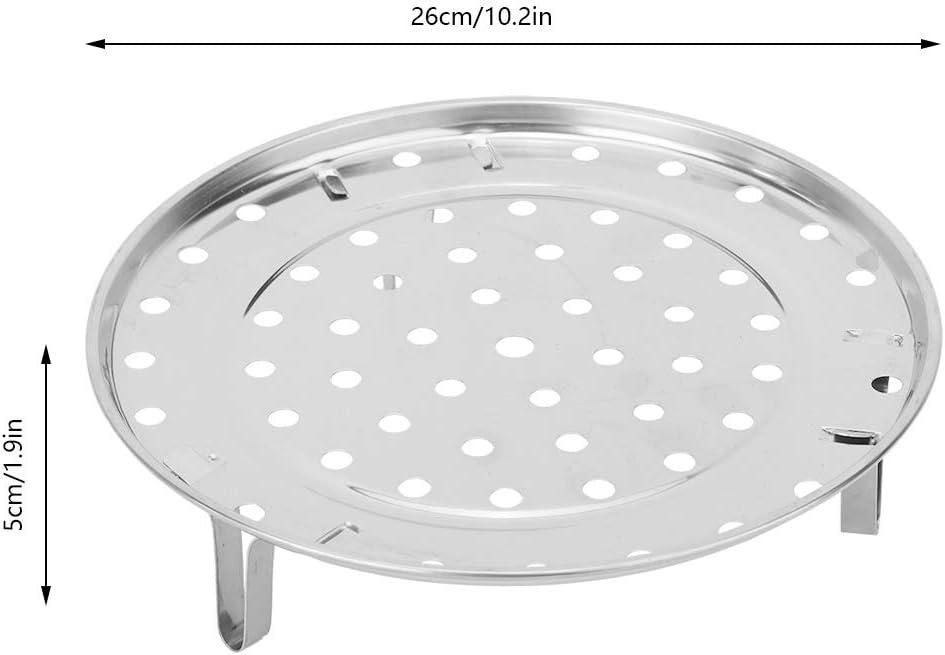 Pratique pour Utiliser Une /étag/ère /à Vapeur Support /à Vapeur pour Cuisine pour la Maison Large Diameter 26cm Honghong Bac /à Vapeur