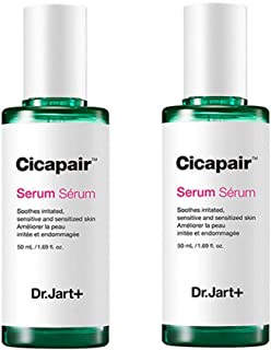 Dr.Jart+ Cicapair Serum ドクタ?ジャルト シカペア セラム 50ml x 2 ?容量 (2代目) [?行輸入品] [並行輸入品]