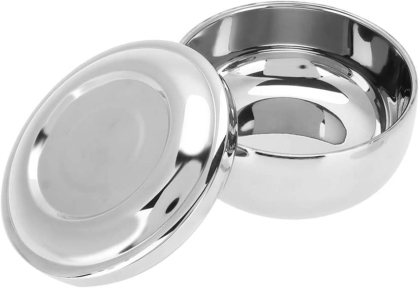 Tgoon Shaving Soap Bowl with Stainless Beard Store Steel U Free shipping Now on sale on posting reviews