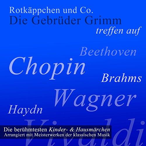 Rotkäppchen und Co. audiobook cover art