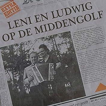 Leni & Ludwig op de Middengolf