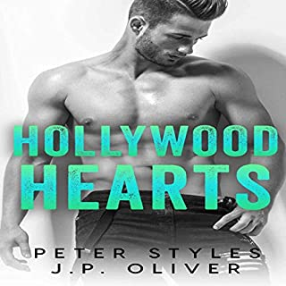 Hollywood Hearts                   By:                                                                                                                                 Peter Styles,                                                                                        J. P. Oliver                               Narrated by:                                                                                                                                 Josh Cates                      Length: 7 hrs and 11 mins     8 ratings     Overall 4.5