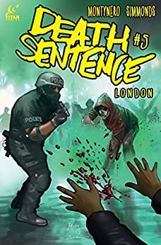 Death Sentence: London #5 by [Monty Nero, Martin Simmonds]