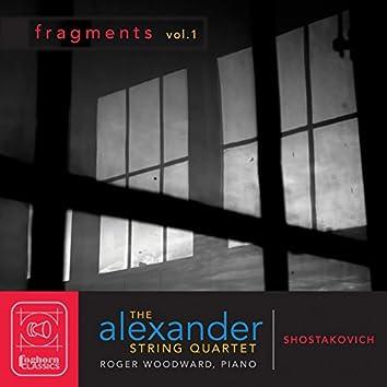 Shostakovich: Fragments, Vol. 1
