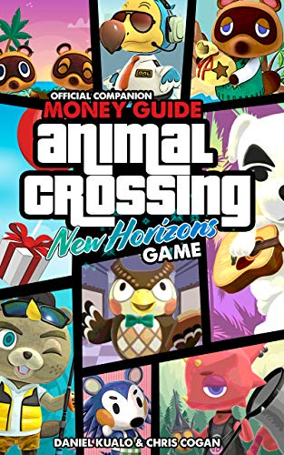 Official Companion Money Guide: Animal Crossing New Horizons Game (Animal Crossing New Horizons Guides) (English Edition)