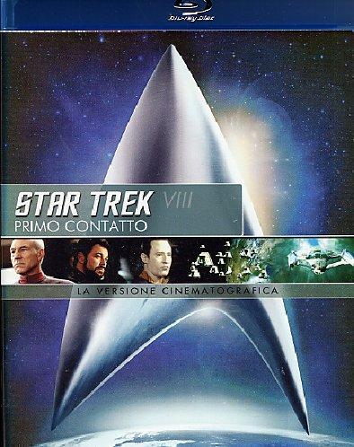 Star Trek VIII - Primo contatto [Italia] [Blu-ray]
