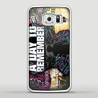 a day to remember cover album for Samsung S6 White case